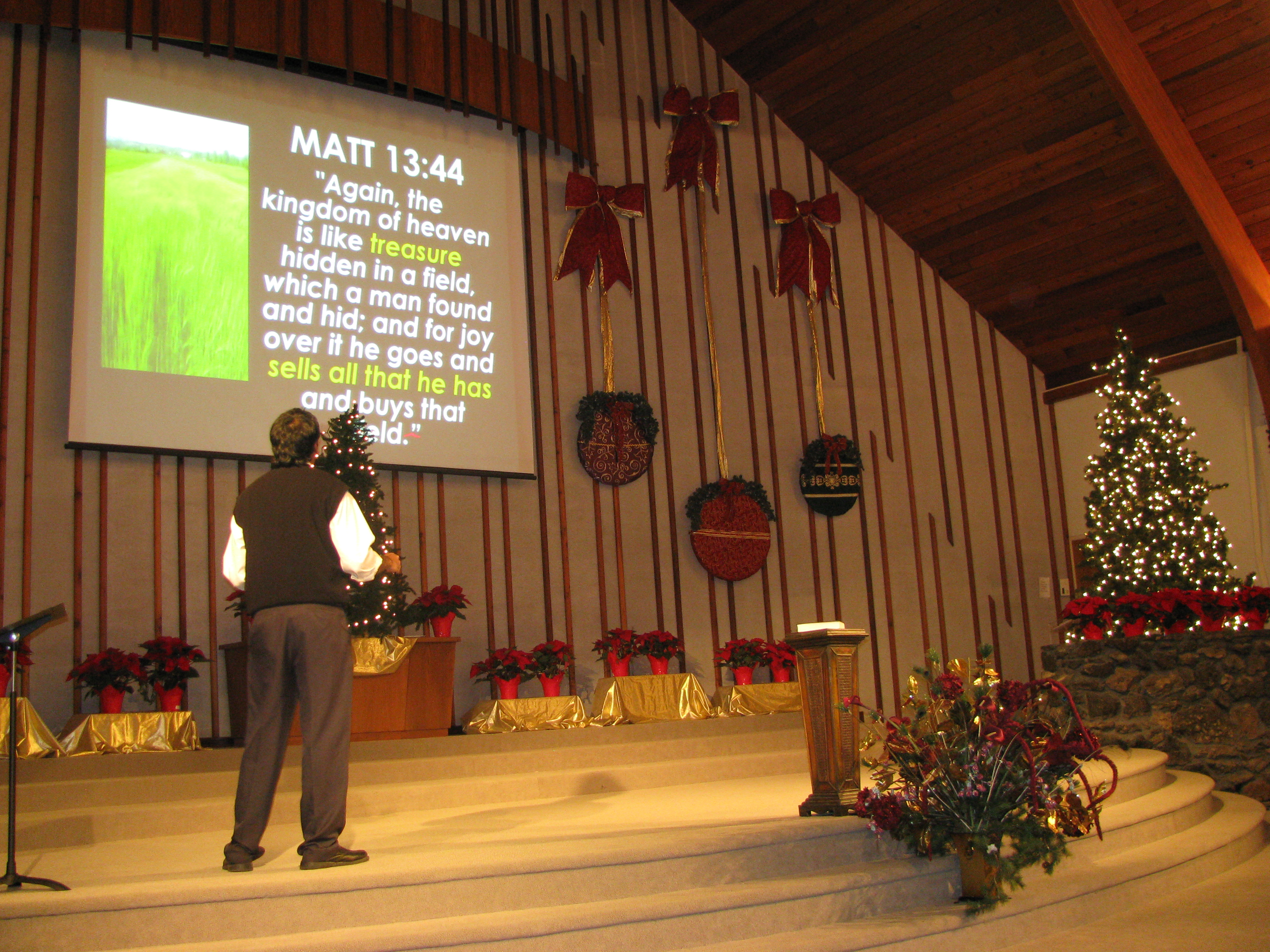 Ceres Seventh-day Adventist Church - Viewing: Photo