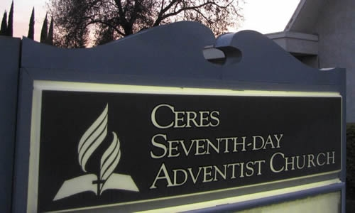 Ceres Seventh-day Adventist Church - Home